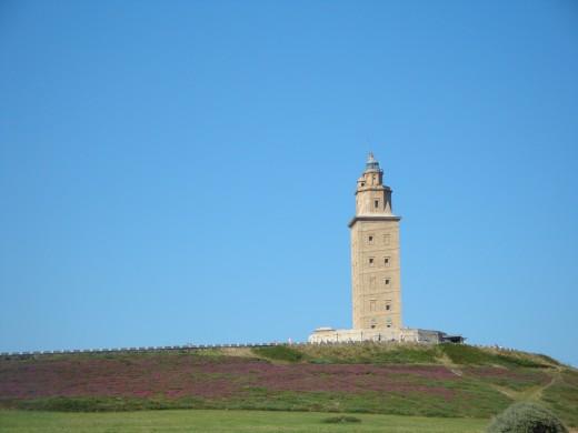 La Torre de Hércules d'A Coruña