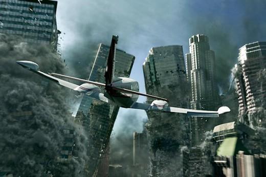 L'avioneta de 2012