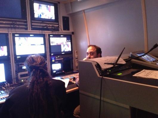 La unitat mòbil de Televisions Digitals Independents