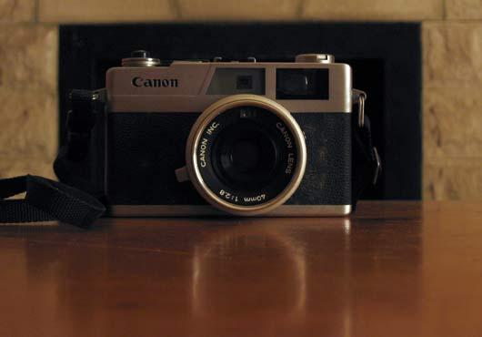 Una càmera vella