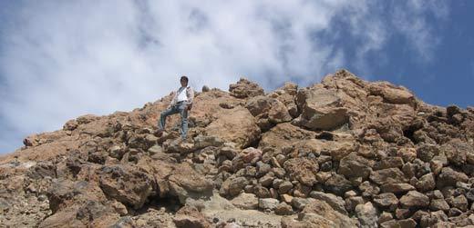 Baixant del Teide