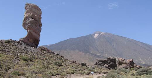 Roques de García i el Teide
