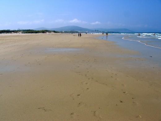 El desert de platja